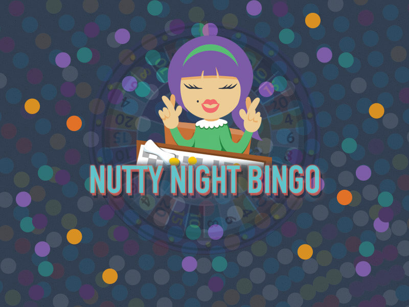 tile nutty nutty bingo
